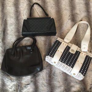 Handbags - Vintage purse lot